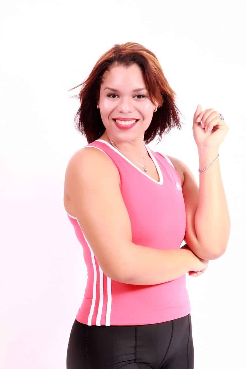Stoke-on-Trent women's ASSISTED GYM customer