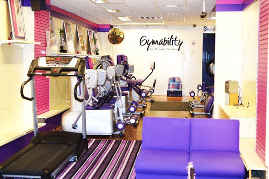 Picture photo of gymabilty interior gym machines